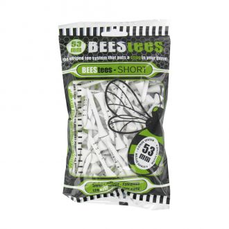 BEESTees 53mm Golf Tees - Pack of 120