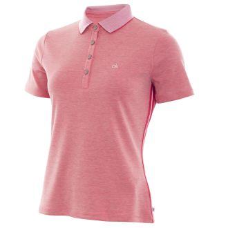 Calvin Klein Ladies Iowa Golf Polo Shirt