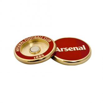Arsenal Düo Golf Ball Marker