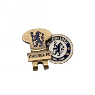 Chelsea Hat Clip and Ball Marker