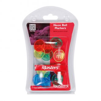 Masters Neon Ball Markers