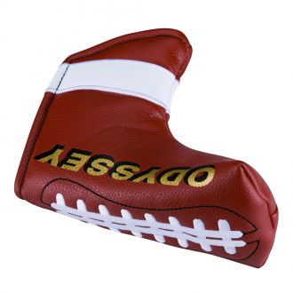 Odyssey American Football Blade Putter Headcover