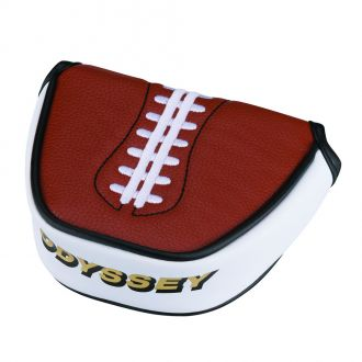 Odyssey American Football Mallet Putter Headcover