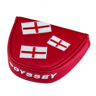 Odyssey England Mallet Putter Headcover