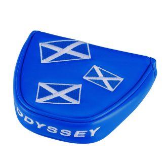 Odyssey Scotland Mallet Putter Headcover