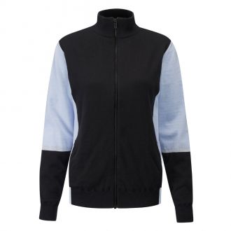 Ping Irina Ladies Lined Knitted Golf Jacket