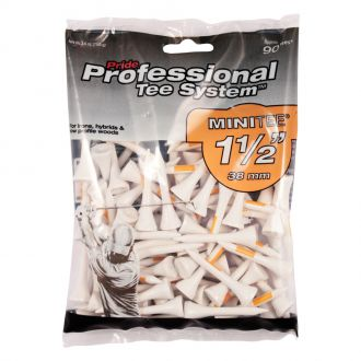 Pride PTS MiniTee® 38mm Tee Pack