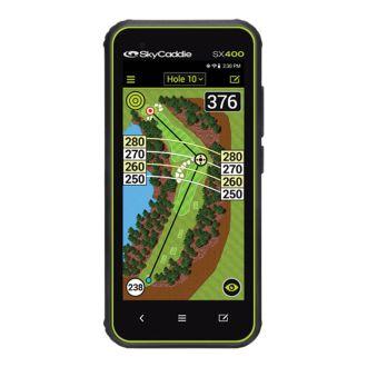 SkyCaddie SX400 Golf GPS Rangefinder