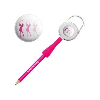 Surprizeshop Retractable Golf Pencil
