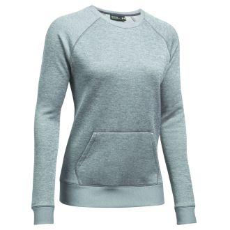 Under Armour Ladies Storm SweaterFleece Crew Golf Sweater