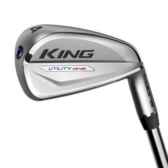 Cobra King Utility One Length Graphite Golf Iron