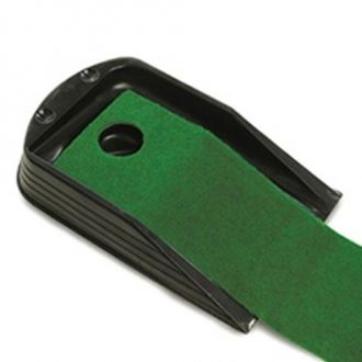Masters Golf Deluxe Return Putting Mat