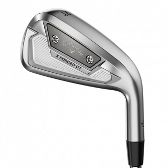 Callaway X Forged UT Hybrid Graphite Golf Iron