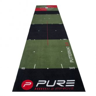 Pure 2 Improve Golf Putting Mat 3.0