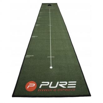 Pure 2 Improve 4m Golf Putting Mat