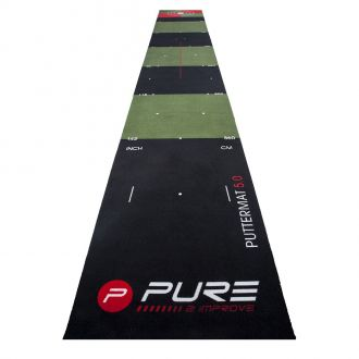 Pure 2 Improve Golf Putting Mat 5.0