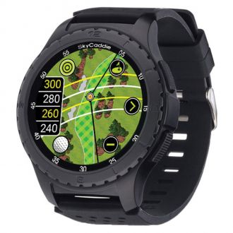 SkyCaddie LX5 GPS Smart Golf Watch