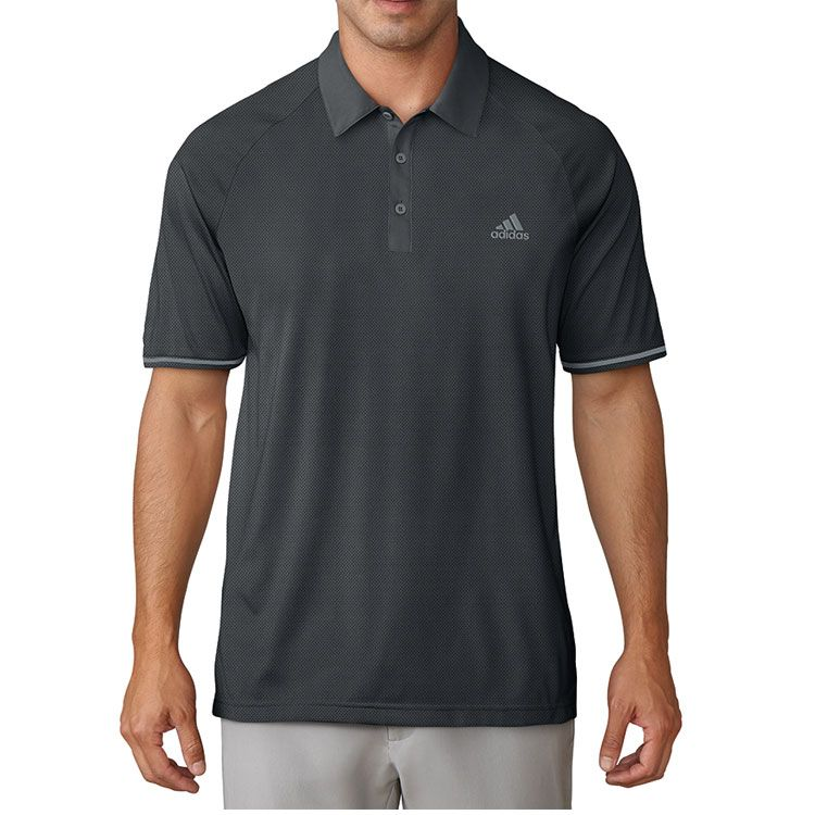 acelerador Una efectiva Recurso  <p>adidas Climacool Athletic Raglan Golf Polo Shirt</p>