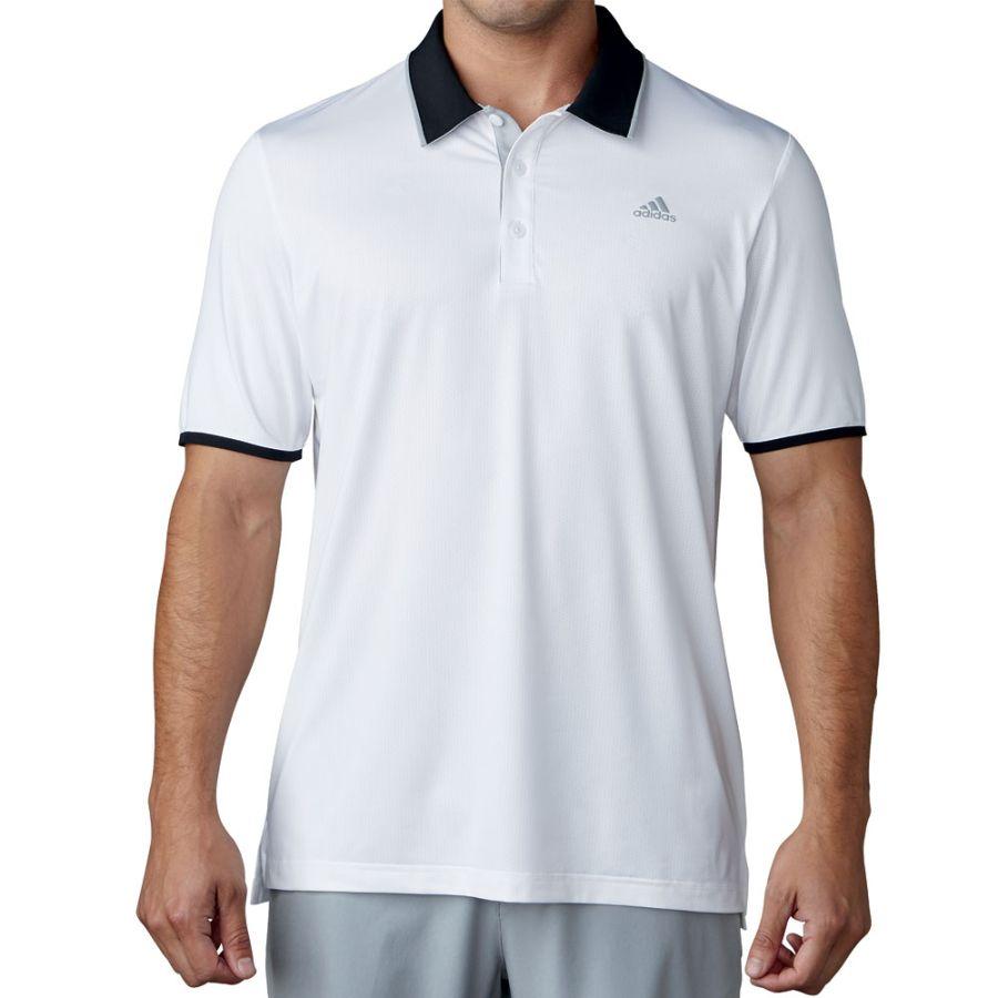 ponerse nervioso Vivienda Ajustable  <p>adidas Climacool Performance Golf Polo Shirt</p>