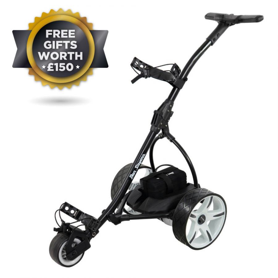 Ben Sayers 36-Hole Lithium Electric Golf Trolley