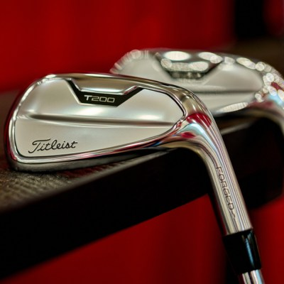 Titleist 2021/22 T200 Irons Review