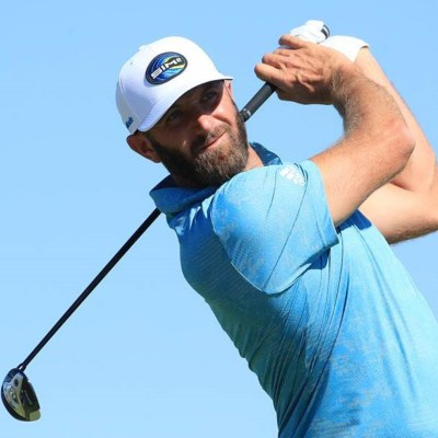 Dustin Johnson: What's in the bag?