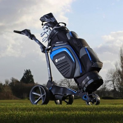 Motocaddy M5 GPS Electric Trolley Review