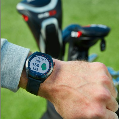 Garmin S40 GSP Golf Watch Review