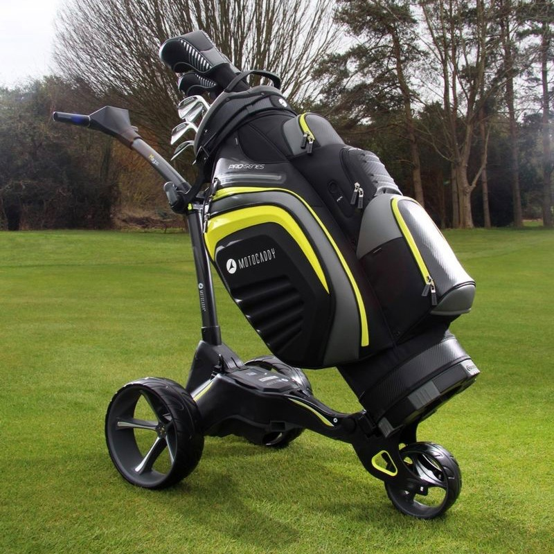 Motocaddy M3 Electric Trolley Review