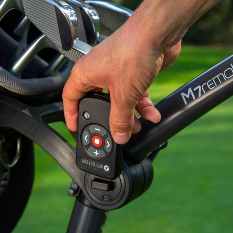 Motocaddy M7 Electric Trolley