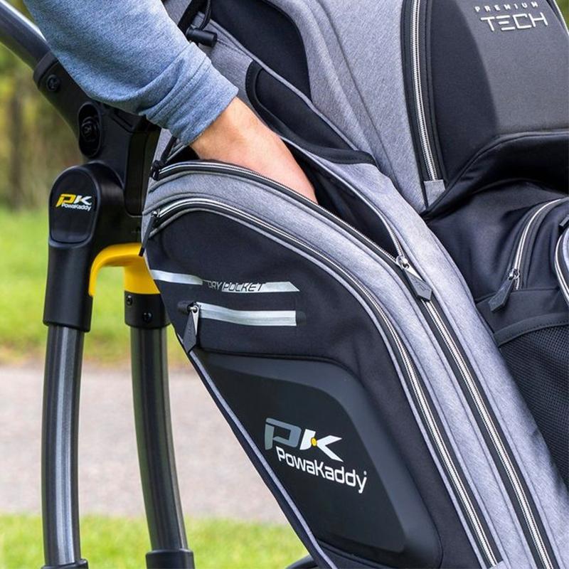 PowaKaddy DLX Lite FF Golf Trolley Review