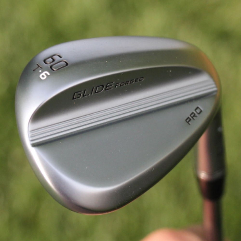 Ping Wedge Spotted on Tour