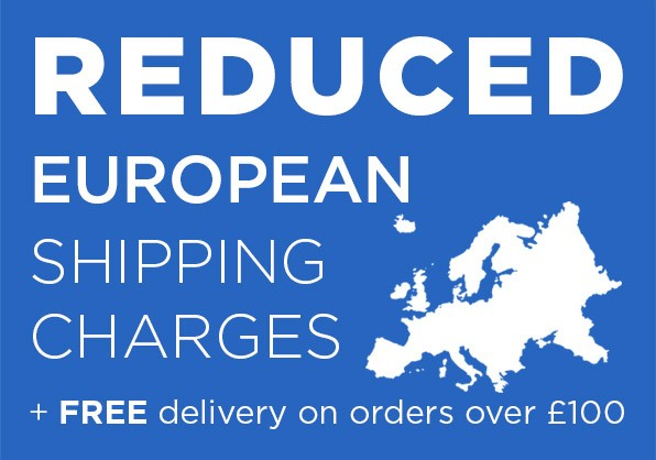 Reduced European Shipping Charges