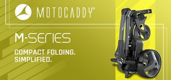 Motocaddy M Series Electric Trolleys