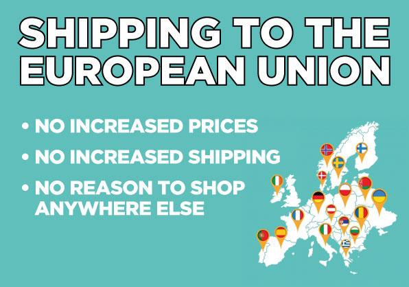 EU Shipping Banner