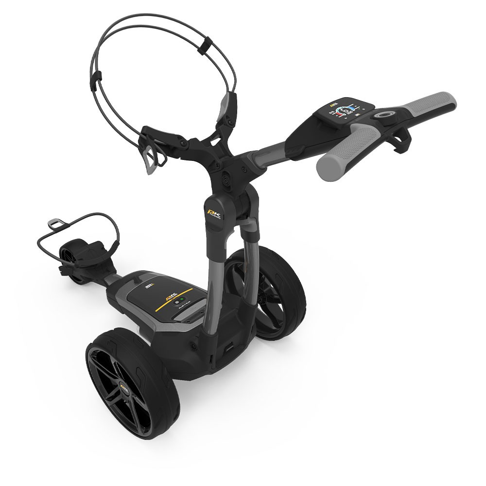 PowaKaddy FX5 Extended Lithium Electric Golf Trolley
