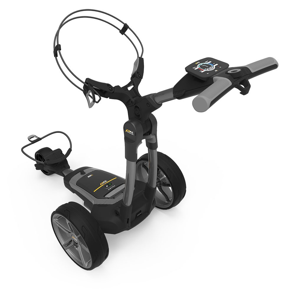 PowaKaddy FX7 Extended Lithium Electric Golf Trolley