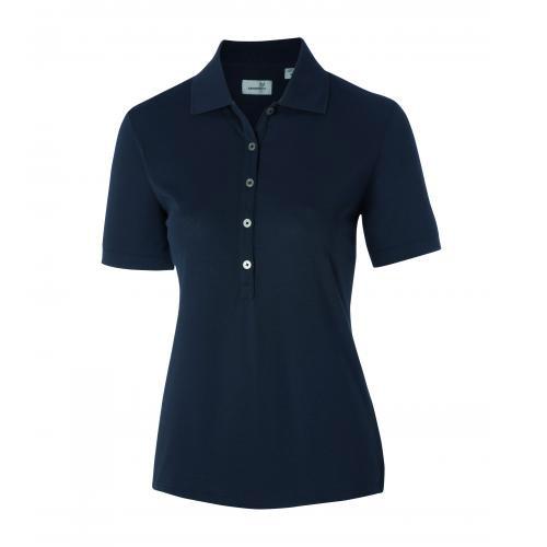 Ashworth Ladies High Twist Jersey Polo Shirt