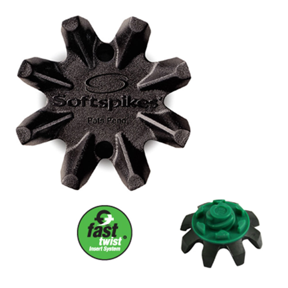 Softspikes Black Widow - Fast Twist 3.0 Spikes