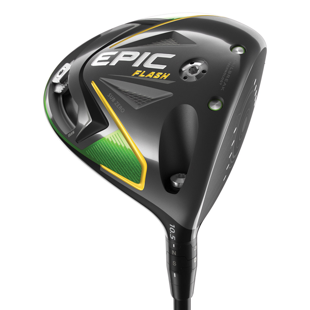 Callaway Epic Flash Sub Zero Golf Driver