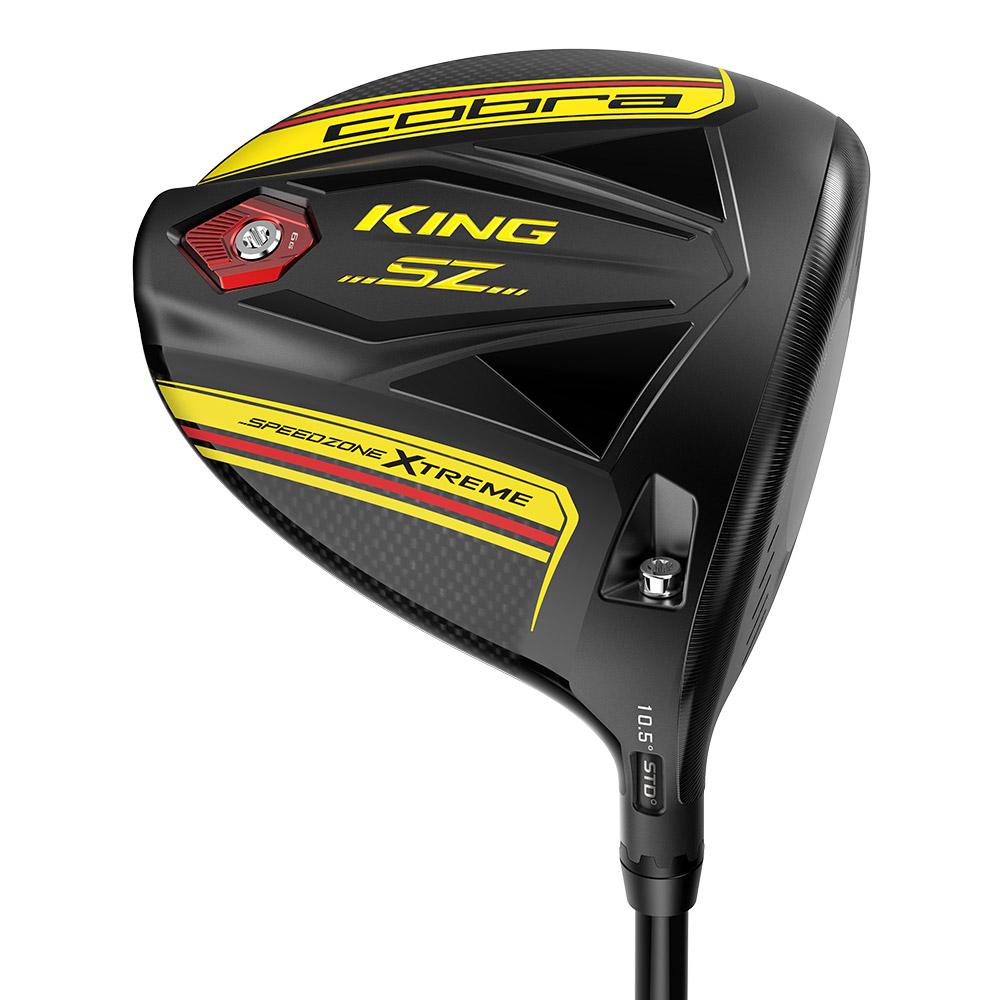 Cobra King SpeedZone Xtreme Golf Driver - Ex Demo (Left Hand / 10.5° /  Regular)