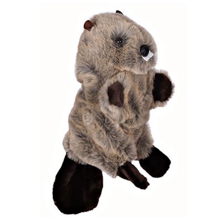 Daphne's Beaver Driver Headcover