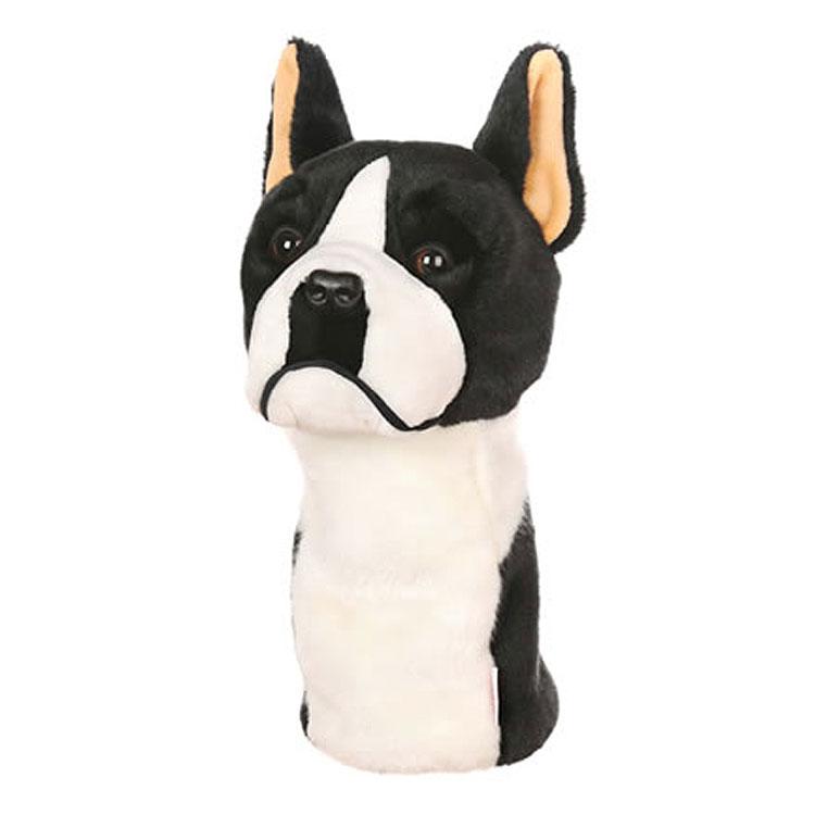 Daphne's Boston Terrier Driver Headcover
