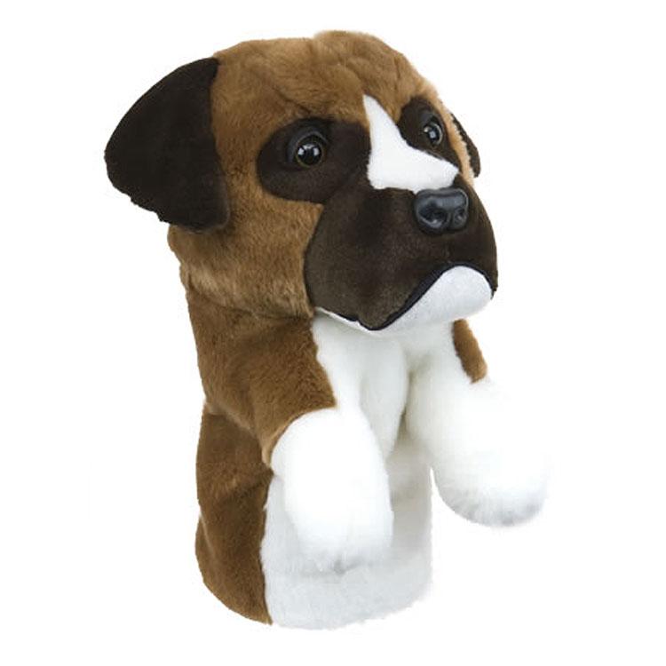 Daphne's Boxer Dog Driver Headcover