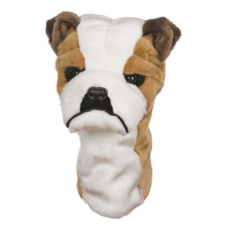 Daphne's Bulldog Driver Headcover