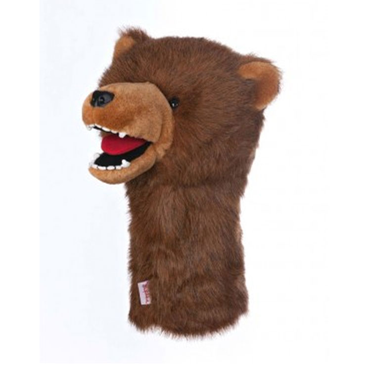 Daphne's Grizzly Bear Driver Headcover
