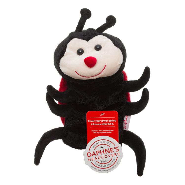 Daphne's Ladybug Hybrid Headcover