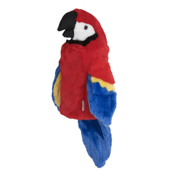 Daphne's Parrot Driver Headcover