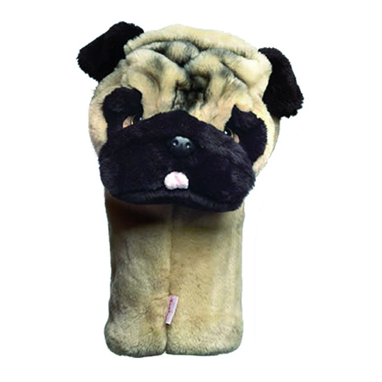 Daphne's Pug Driver Headcover