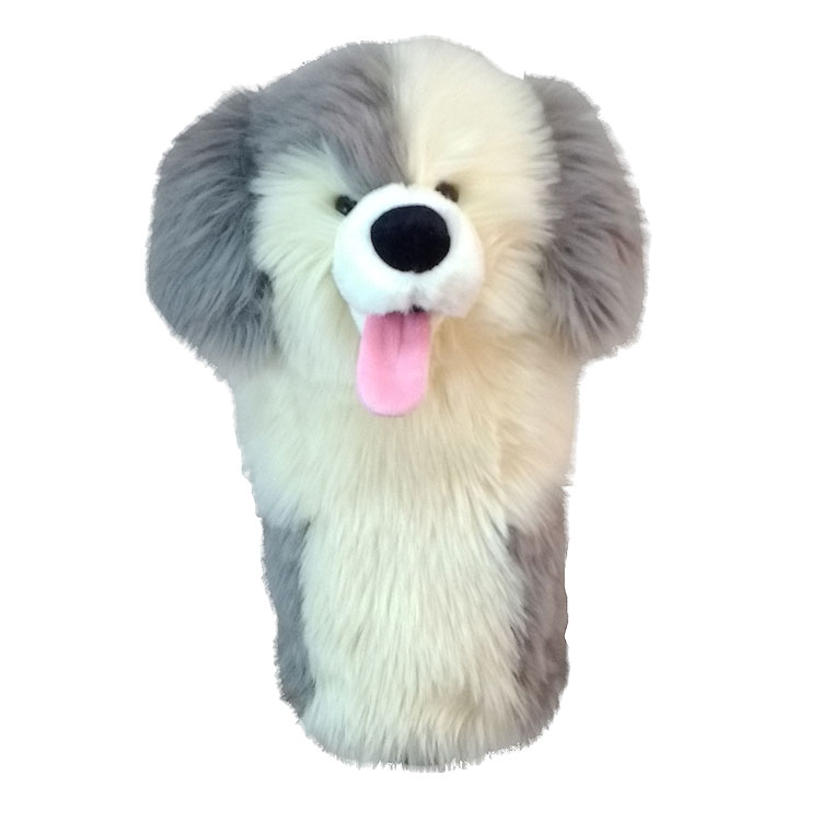 Daphne's Rescue Dog Driver Headcover